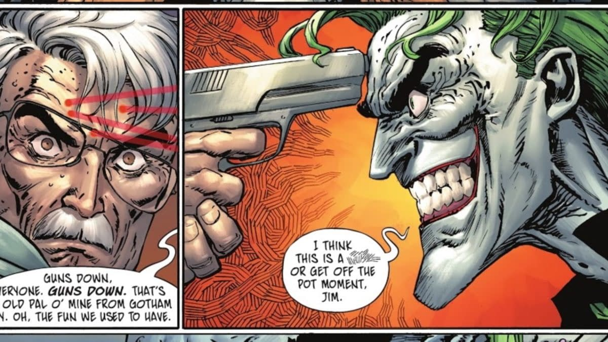 The Joker - Not Responsible For Killing Bane After All (Joker Spoilers)