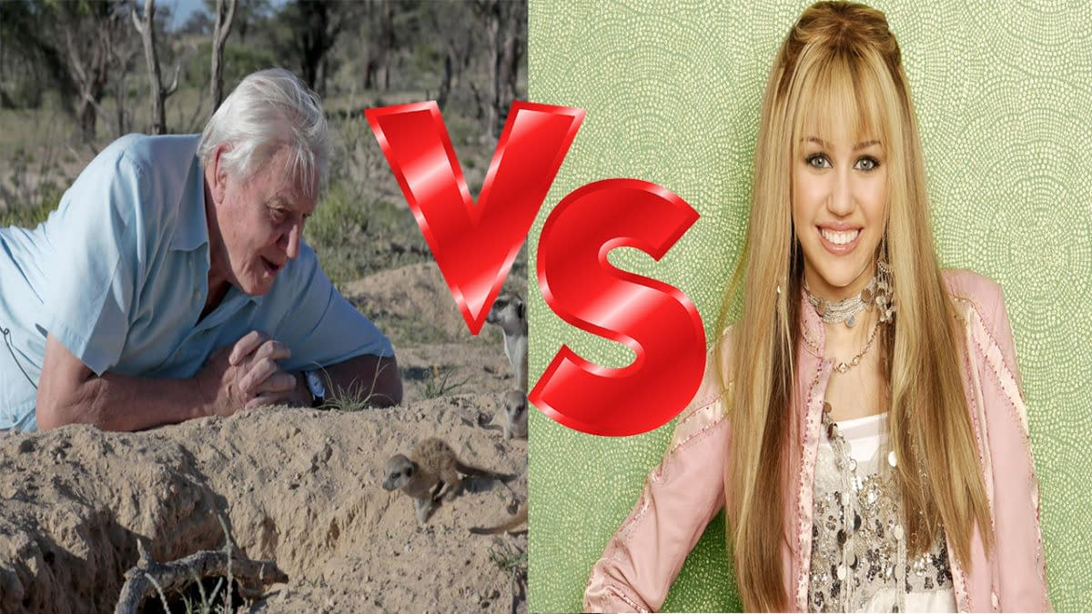 Hannah Montana vs. Sir David Attenborough: Britt's Nonsense Battles