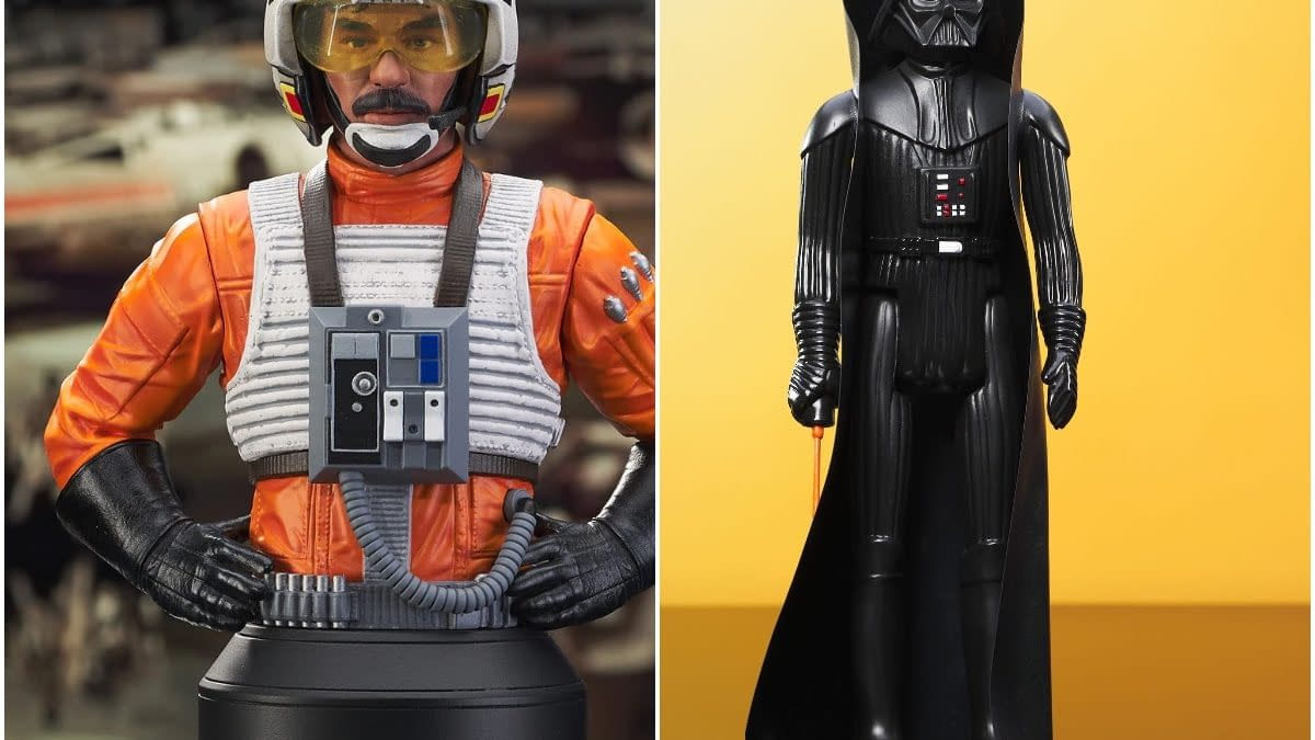 New Gentle Giant Star Wars Reveals -Jumbo Kenner Vader and Biggs