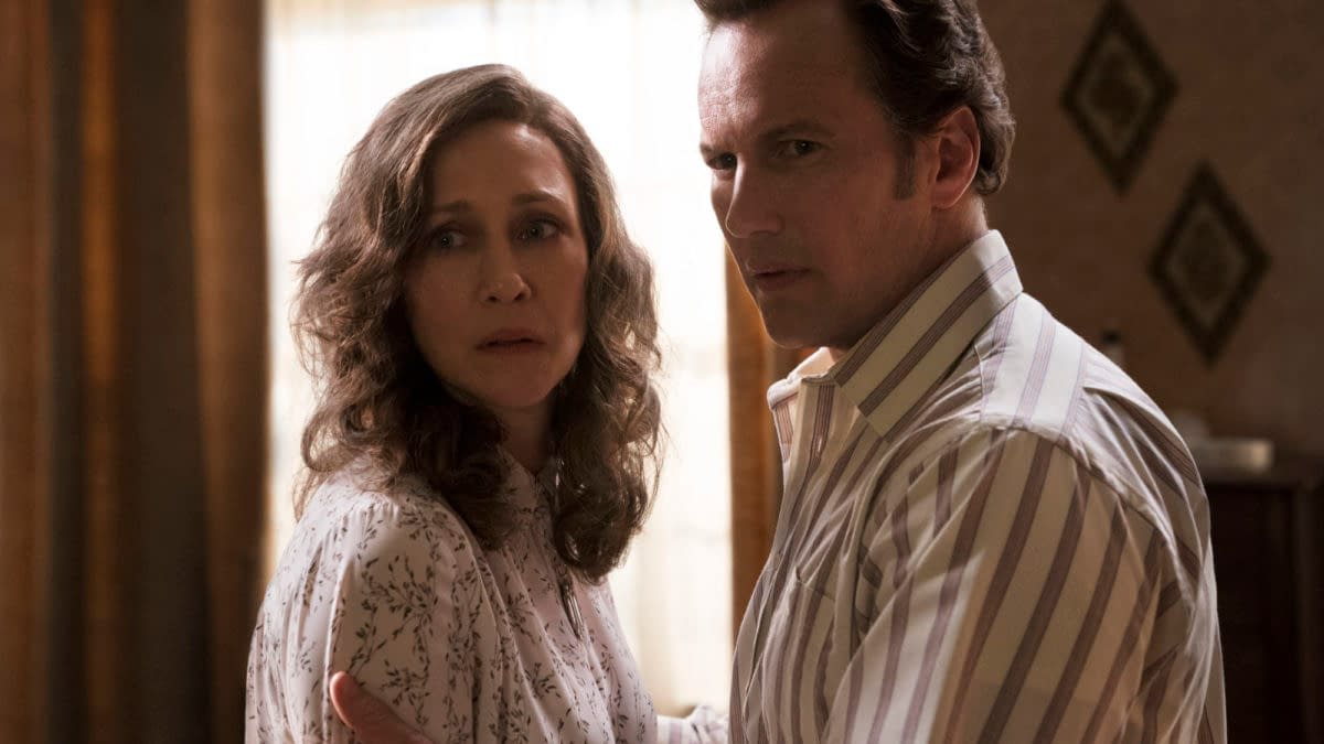 The Conjuring Director James Wan On What He Looks for In a Franchise