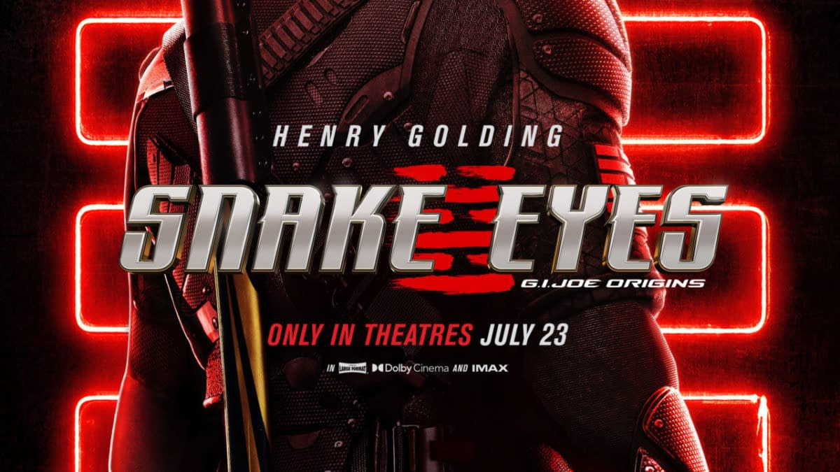 Snake Eyes: First Poster, 8 Images, and Official Synopsis Released