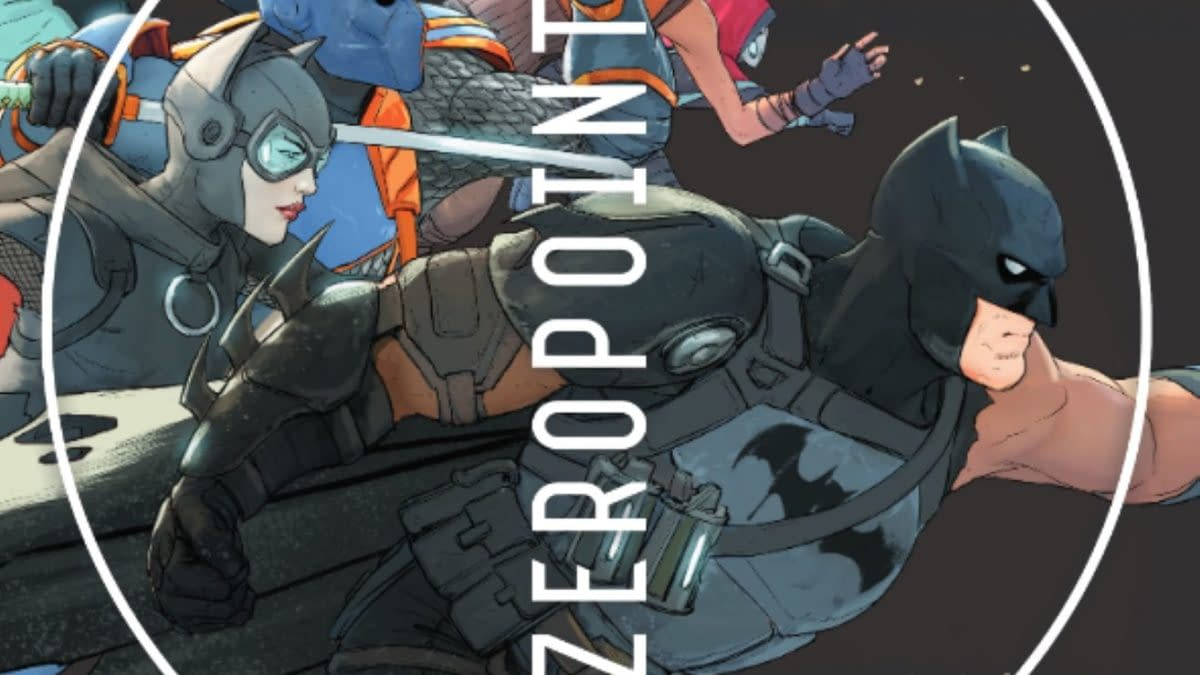 PrintWatch: Batman/Fortnite #4