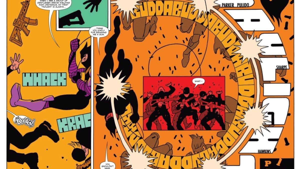 FCBD Free Comic Book Day 2021 Preview