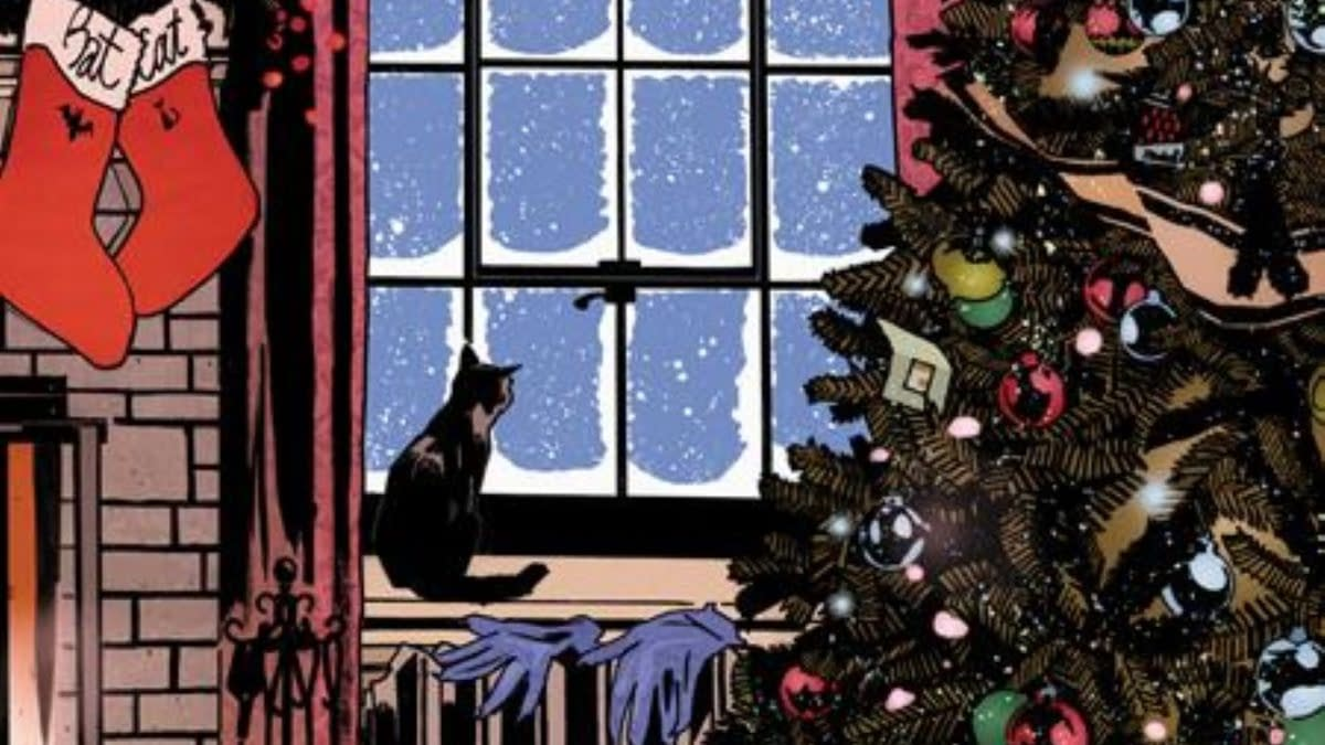 Batman Catwoman Special #1 Delayed Another Four Months