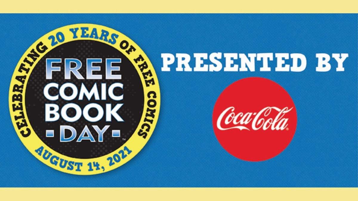 Coca-Cola To Sponsor Free Comic Book Day