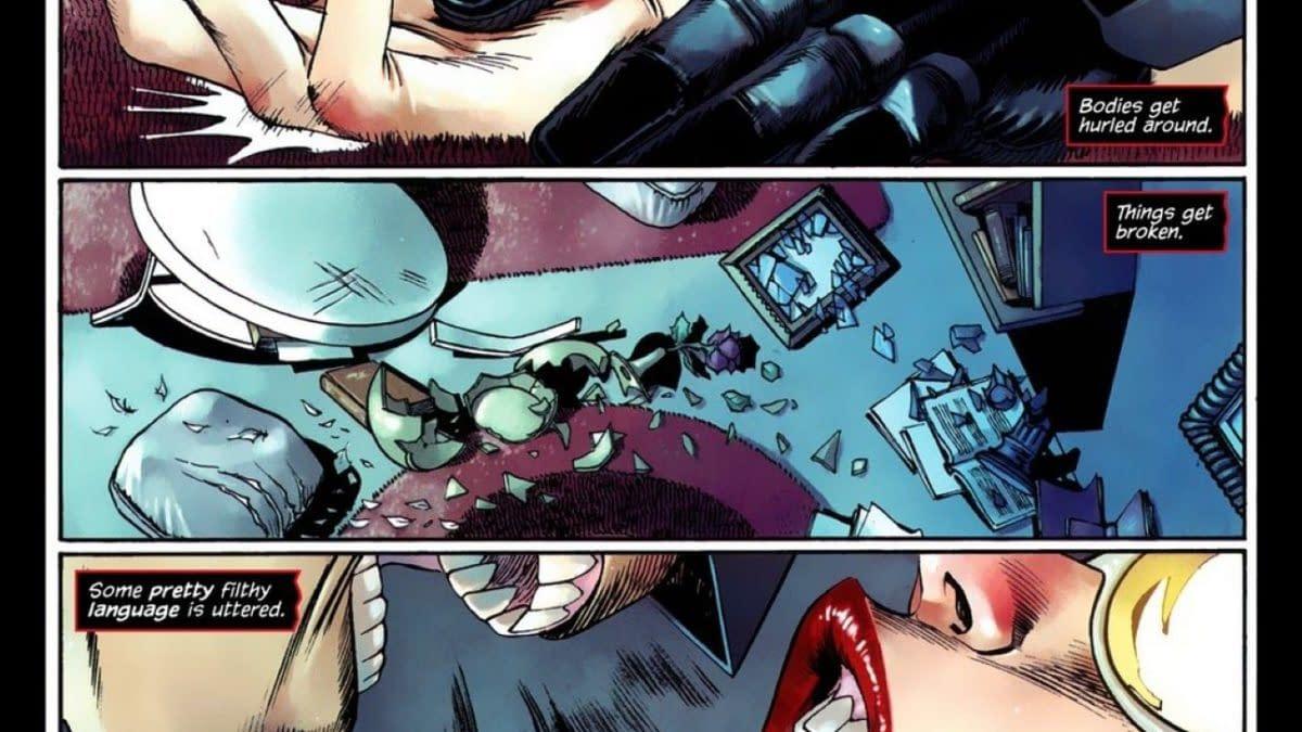 Comics Folk React To... Batman Not Going Down On Catwoman