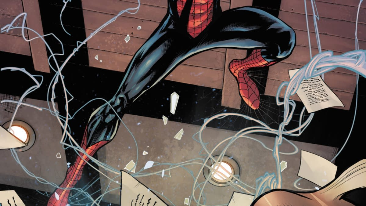 Amazing Spider-Man Goes Three Times A Month With #75
