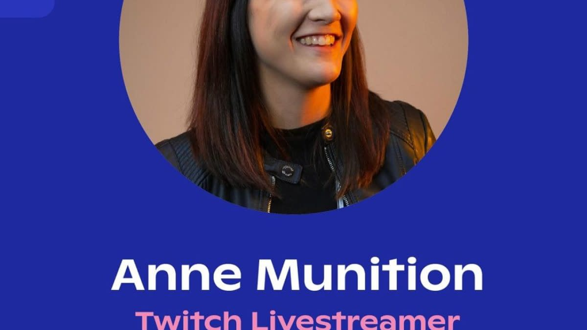 Anne Munition To Give Livestream Chat For Pride Month