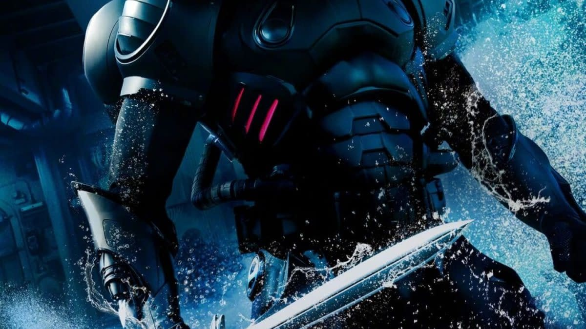 Black Manta, New 6-Issue Series by Chuck Brown and Valentine De Landro