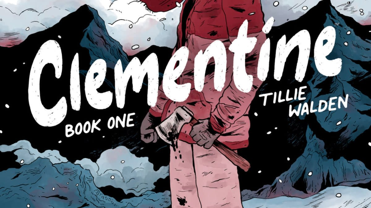 Walking Dead Clementine Launches Skybound Comet YA Graphic Novel Line