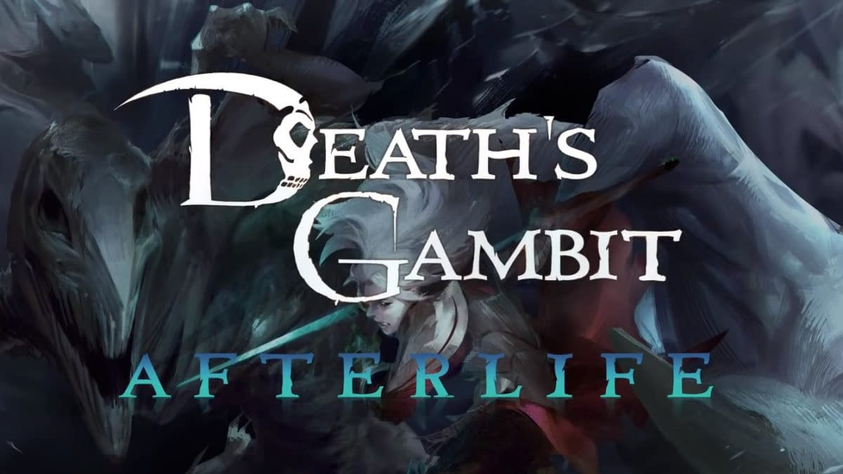 Death's Gambit: Afterlife Will Be Released On Nintendo Switch