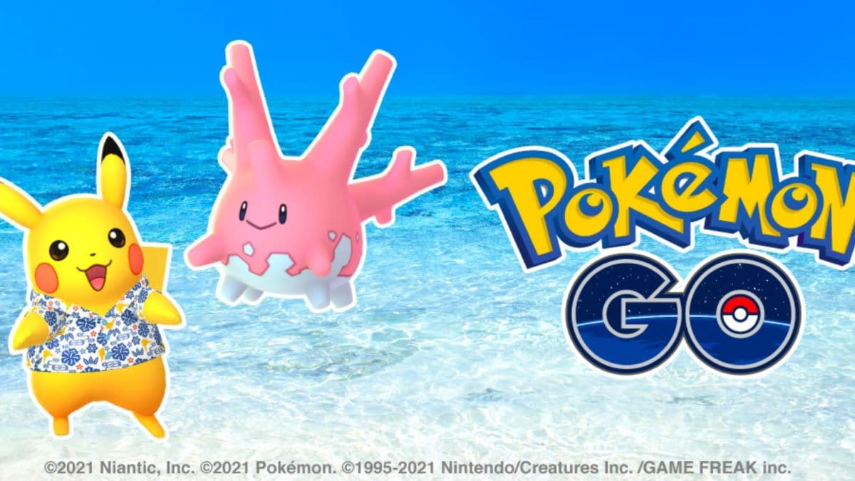Shiny Corsola Arrives in Pokémon GO… But Where Can It Be Found?