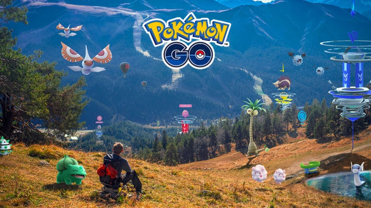Pokémon GO Changes Coming: Niantic to Add Sky Environment