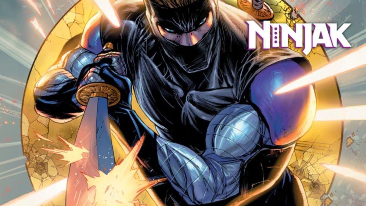Valiant Uprising FCBD 2021 Special featuring Ninjak