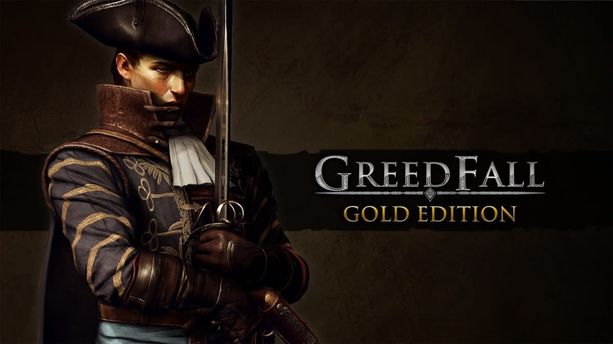 GreedFall: Gold Edition Announced For Next-Gen Consoles