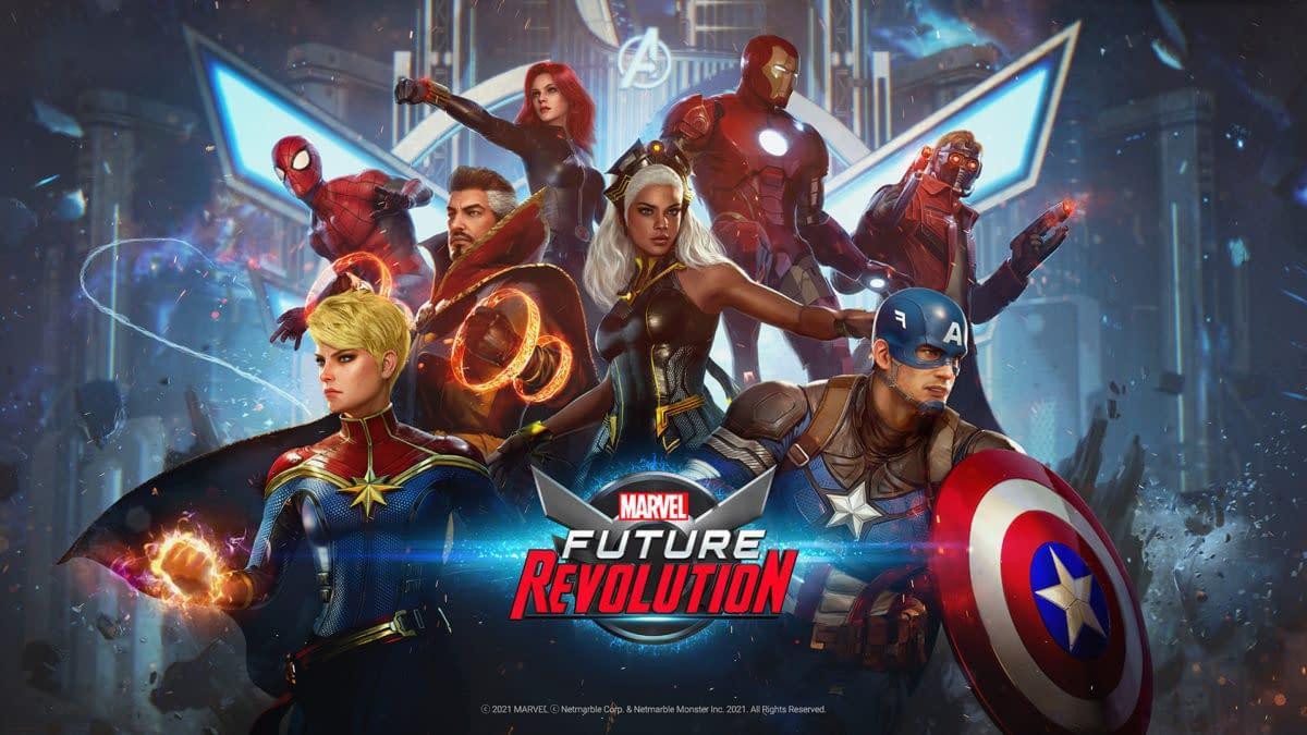 Netmarble Opens Pre-Registration For Marvel Future Revolution