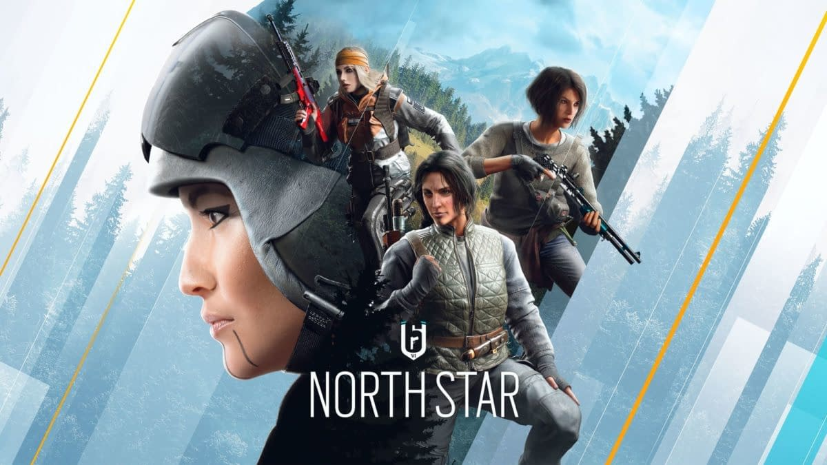 Rainbow Six Siege New Season North Star Launches Today