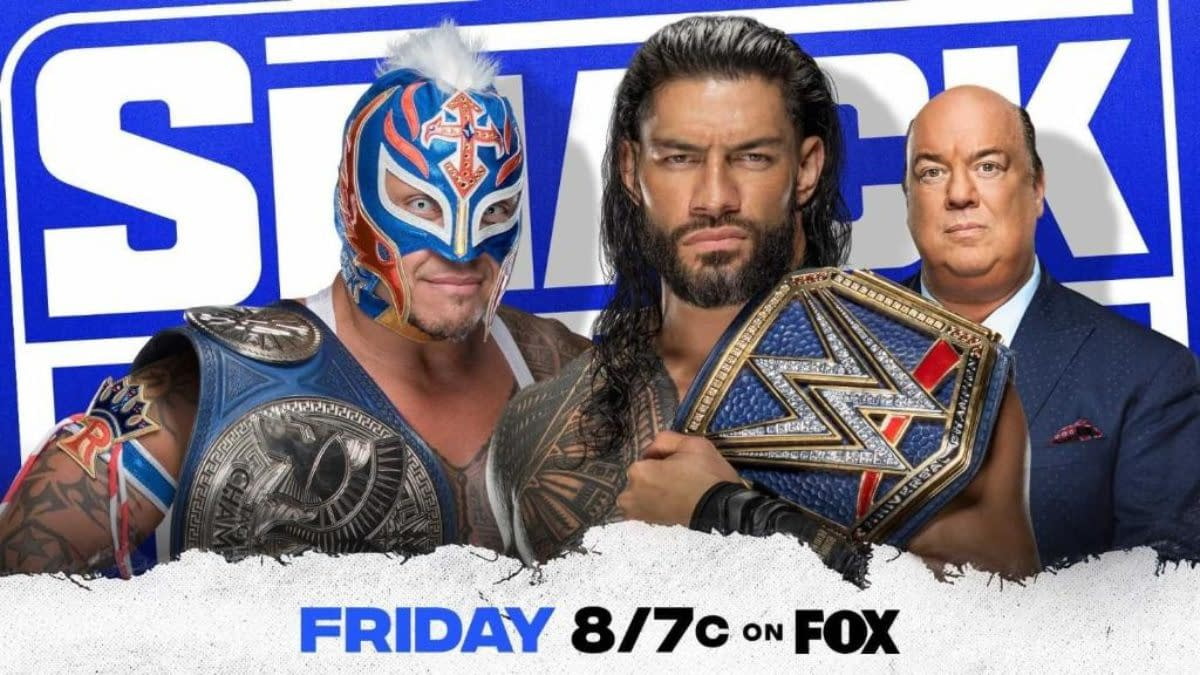 Surprise! The Hell In A Cell Main Event Is Happening On Smackdown