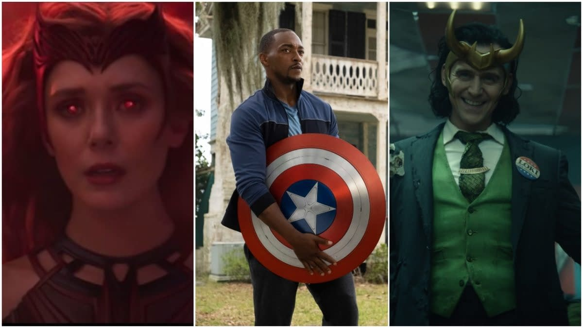 WandaVision, Falcon & Winter Solder, Loki Stars on Transitioning to TV