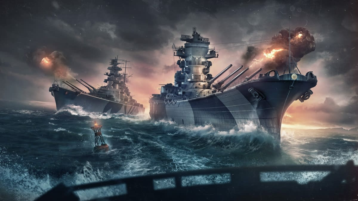 World Of Warships Announces The Grand Battle With New Update