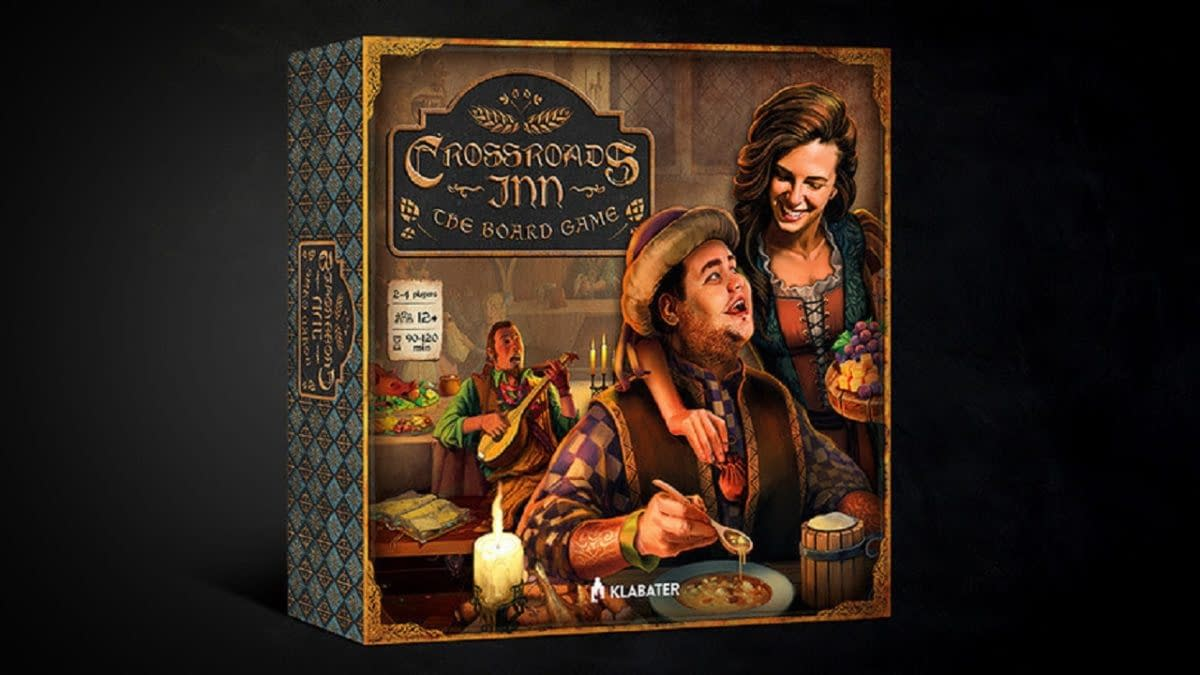 Crossroads Inn Board Game To Be Published By Klabater, Out Q4 2022
