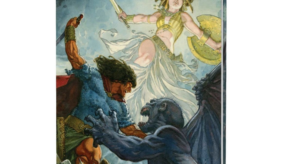 Conan The Adventurer RPG Book Released By Modiphius Entertainment
