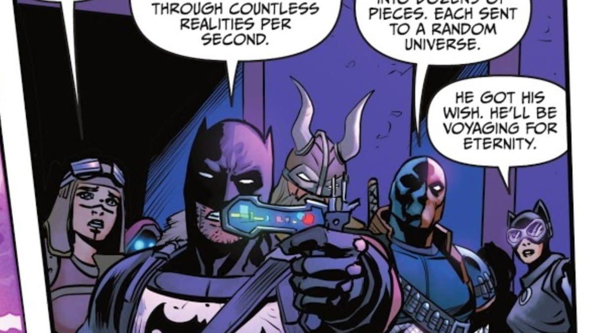 Batman/Fortnite Beats Planet-Size X-Men, Bleeding Cool Bestseller List