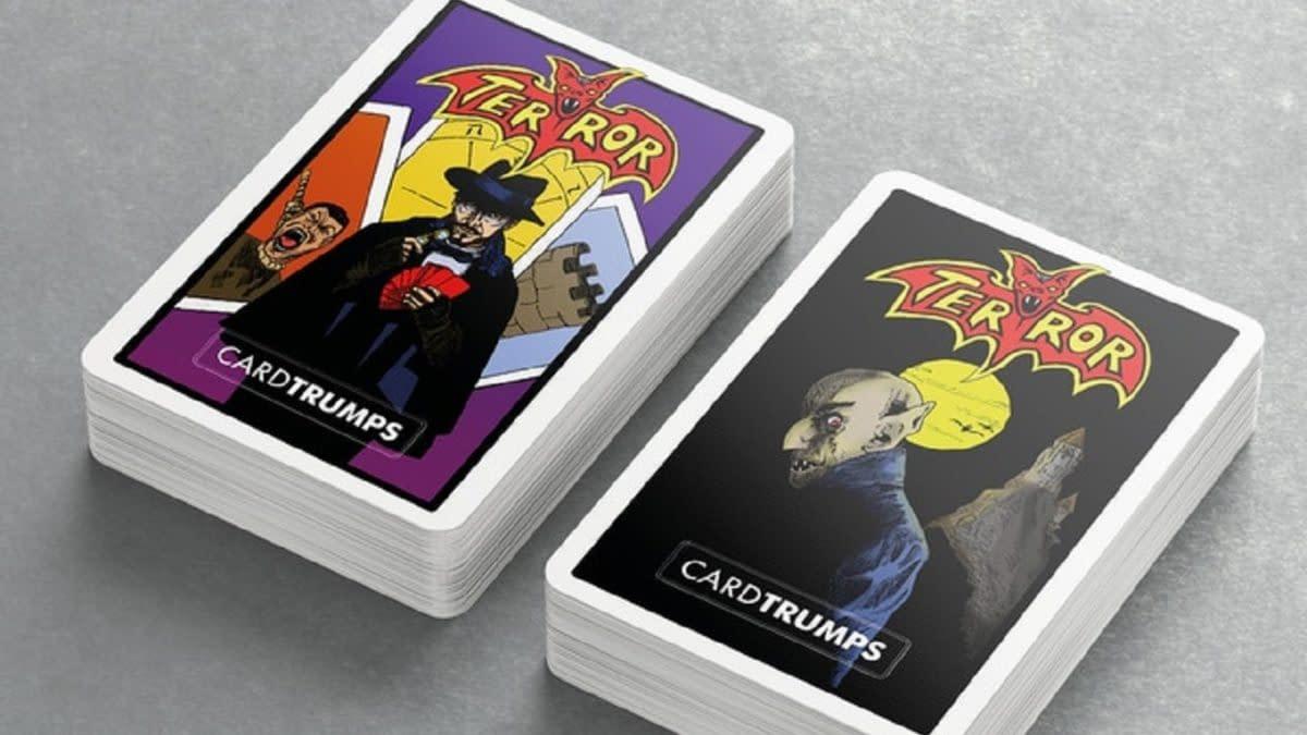 Terror Trumps Card Game Fully Funded On Kickstarter, 2 Days Left