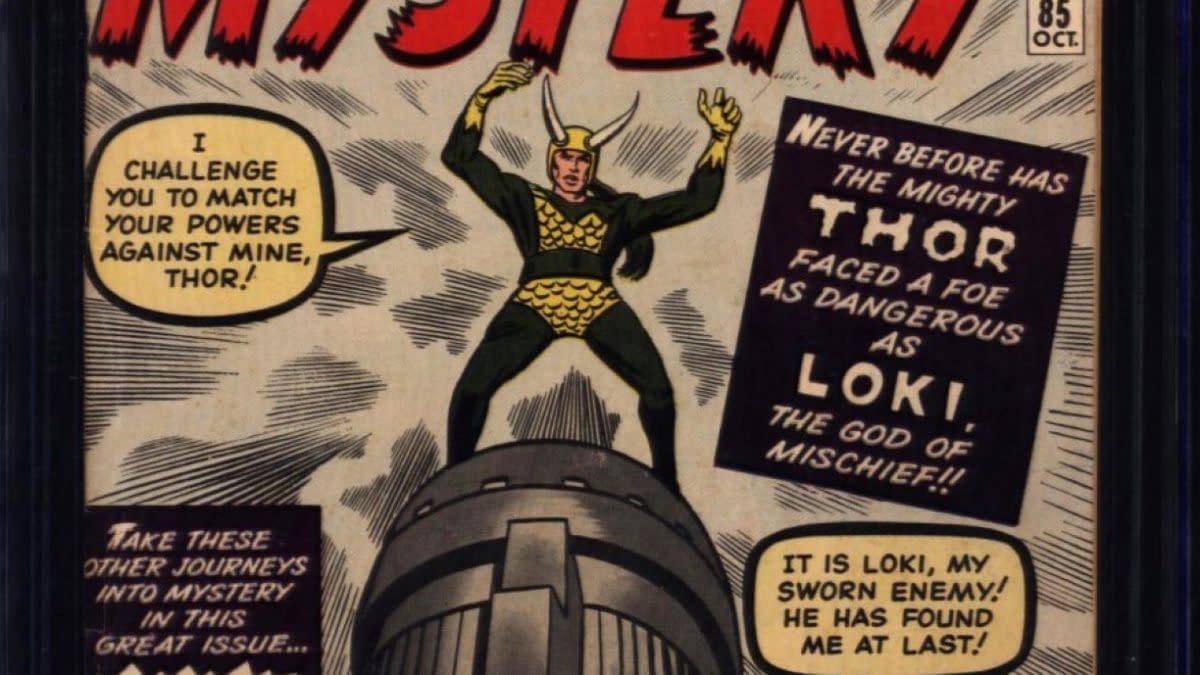 Journey Into Mystery #85 5.5. First Loki