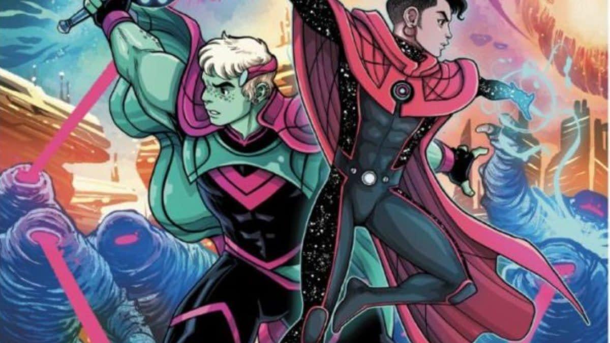 Wakanda, Wiccan And Hulklking Join Marvel Comics' Last Annihilation