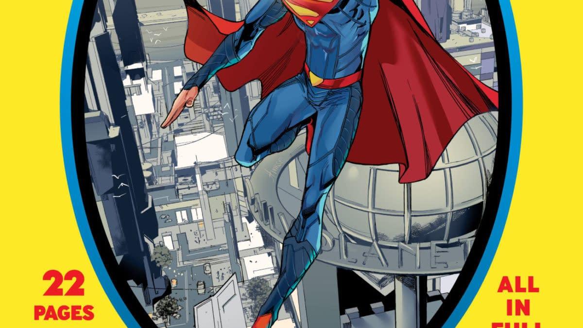 Cover image for SUPERMAN SON OF KAL-EL #1 CVR A JOHN TIMMS