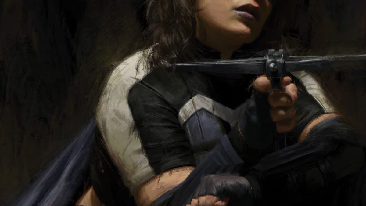 Cover image for BATMAN SECRET FILES HUNTRESS #1 (ONE SHOT) CVR A IRVIN RODRIGUEZ