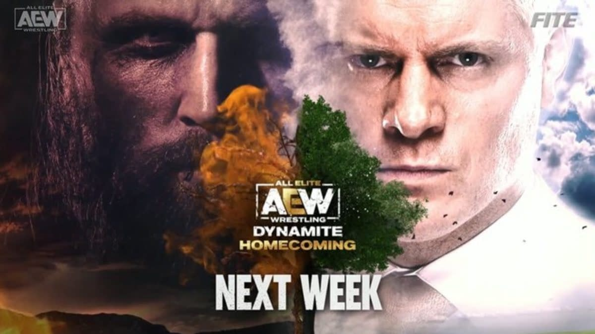 Cody Rhodes will take on Malakai Black at AEW Dynamite: Homecoming at Daily's Place in Jacksonville, Florida on Wednesday, August 4th.
