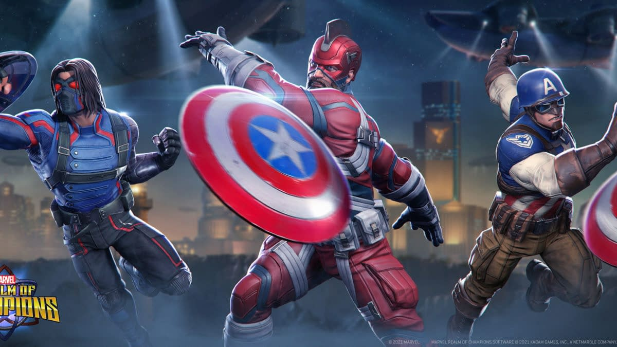 Marvel Realm Of Champions Receives New Update With Movie Content