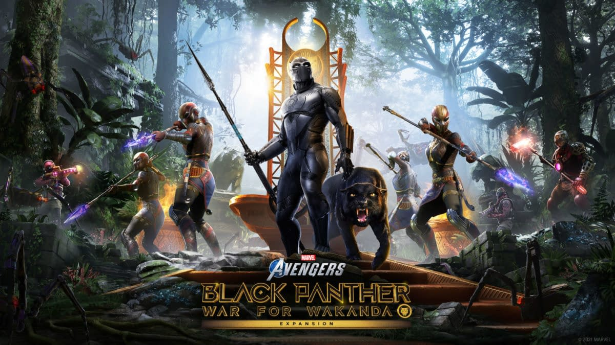 Black Panther: War For Wakanda Comes To Marvel's Avengers Mid-August