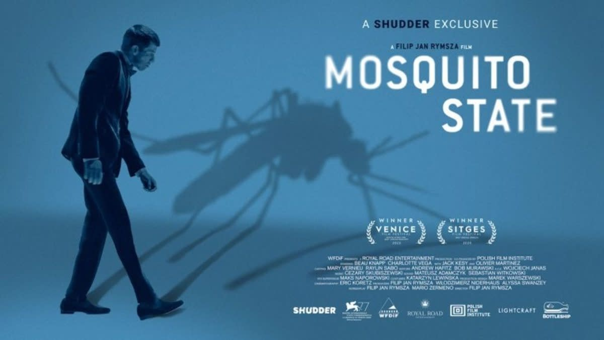 Shudder Will Debut Body Horror Film Mosquito State On August 26th