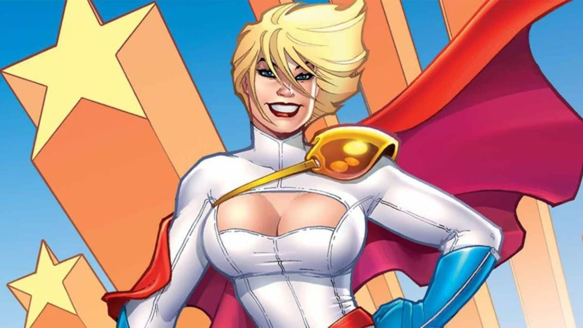 Boob Window Argument To Return To DC Comics This Week (Spoilers)