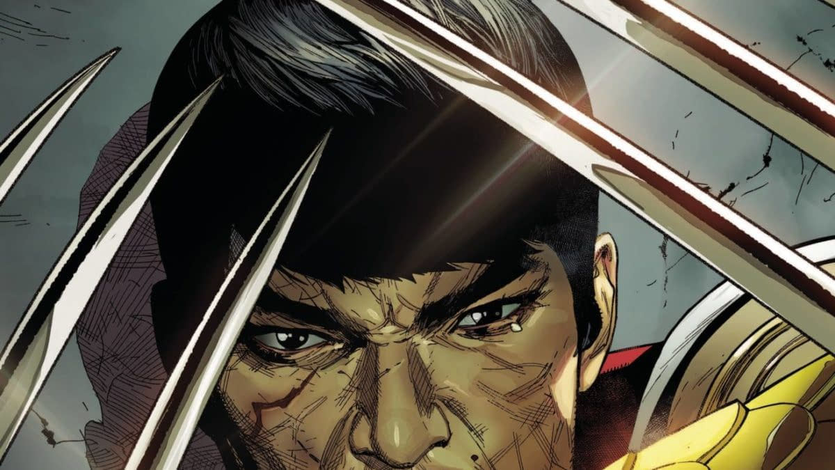 Cover image for SHANG-CHI #3