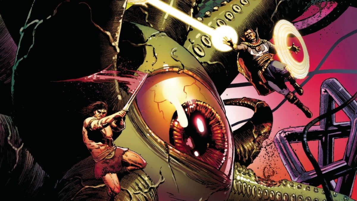 Cover image for SAVAGE AVENGERS #23