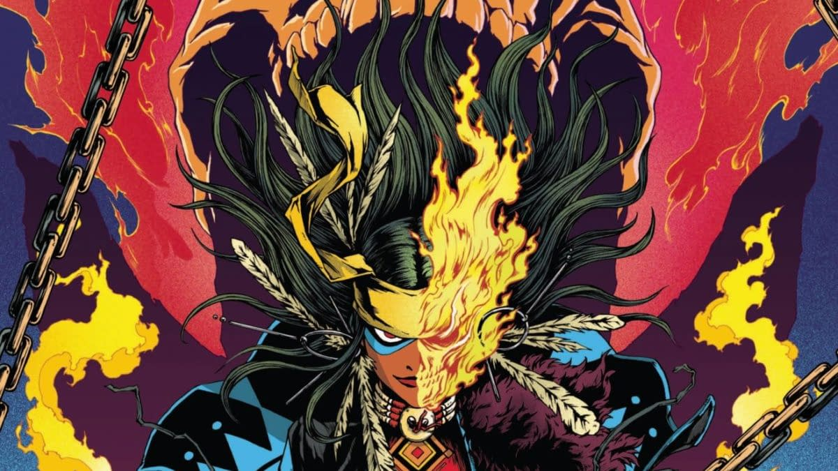 Cover image for SPIRITS OF VENGEANCE SPIRIT RIDER #1