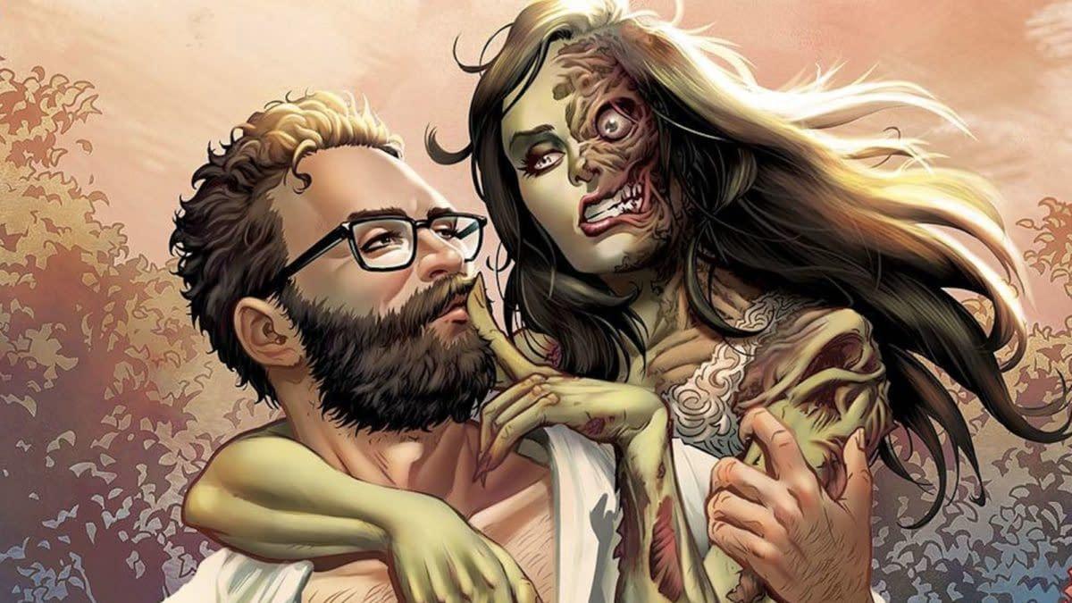 Adam F. Goldberg & Hans Rodionoff Talk Today's New Comic Possessive