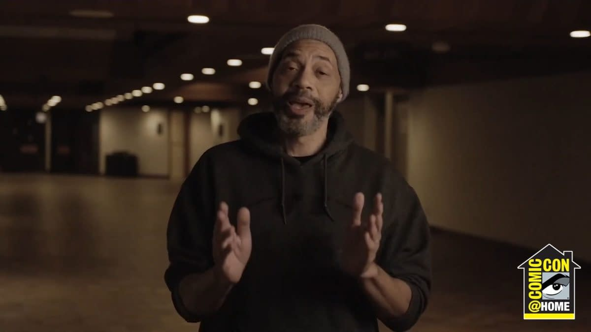 John Ridley To Change The Fox Family And DC Universe Forever in 2022