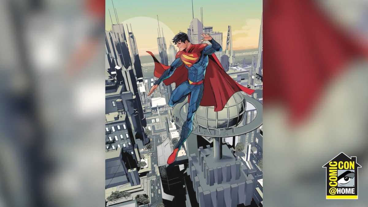 Jonathan Kent, Superman, Will Get A New Look - The Cover Lied To You