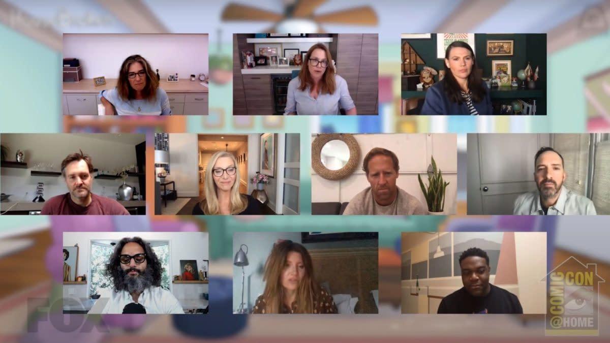 HouseBroken: Comic Con Panel (draft)