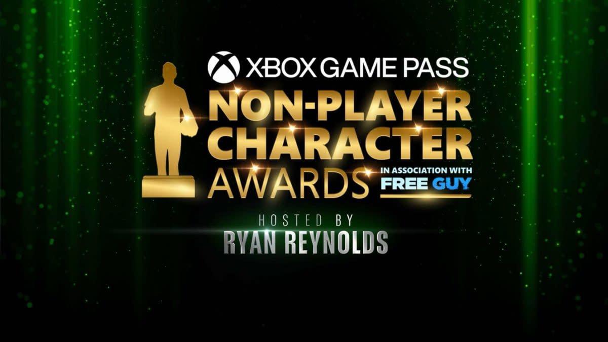 Xbox & Ryan Reynolds Announce First-Ever NPC Awards