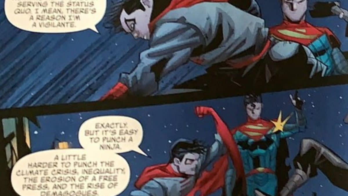 More Multiversal Questions In Next Week's DC Comics (Spoilers)