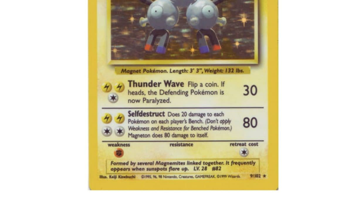 TCG Spotlight: Some of the Best Magneton Pokémon Cards