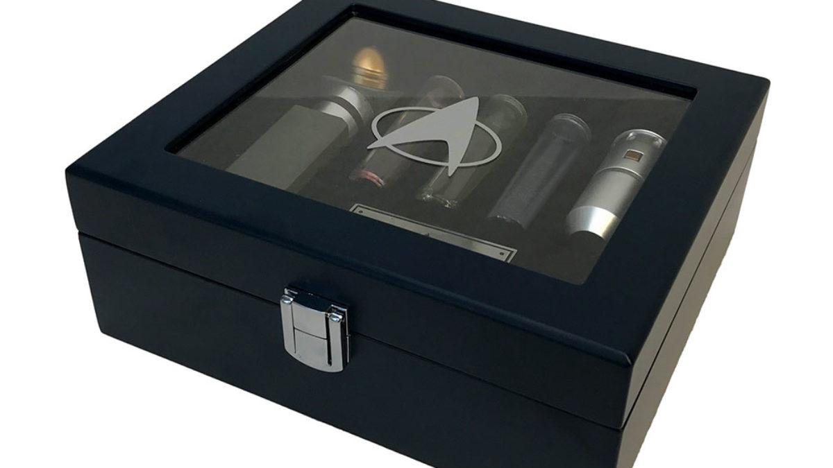 Star Trek: TNG Medical Set Replica Coming from Factory Entertainment