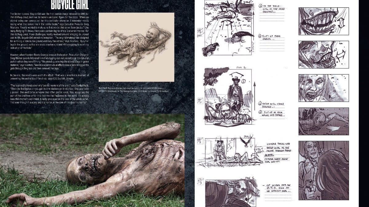 The Art of AMC's The Walking Dead Universe Offers First-Look Preview