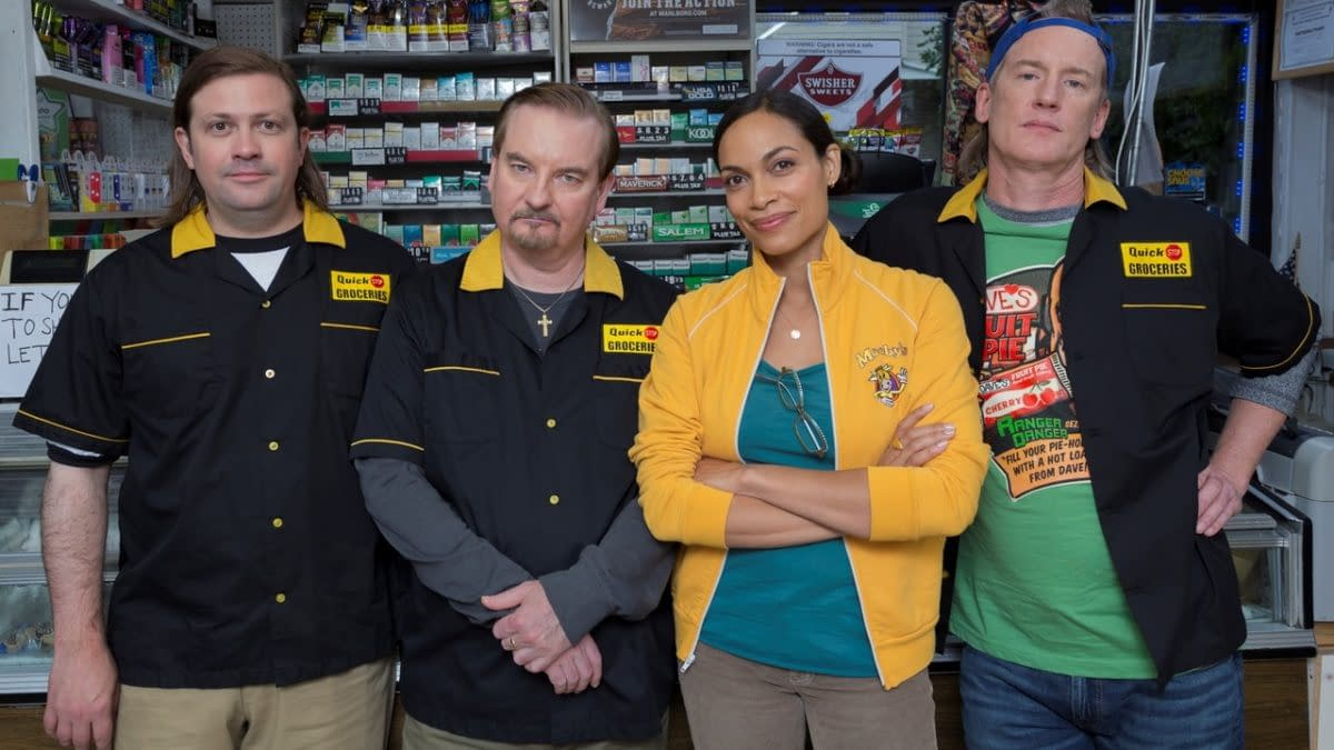 Clerks III: Lionsgate Releases First Look at Kevin Smith Sequel